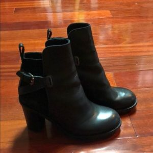 Authentic Acne Studios ankle boots